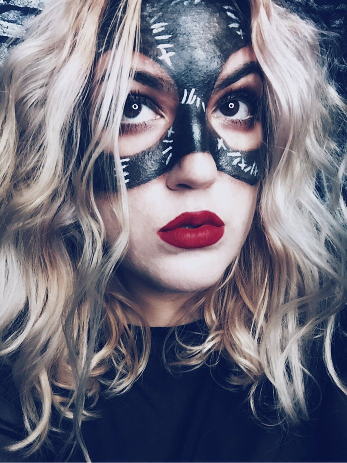 Catwoman Halloween Makeup : catwoman, halloween, makeup, Catwoman, Halloween, Makeup, ViewBug.com