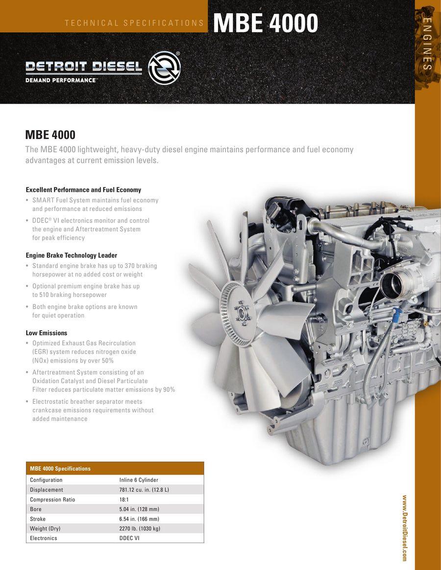 medium resolution of mbe 4000 wiring diagram wiring library mbe 4000 engine wiring schematic mbe 4000 spec st pdf
