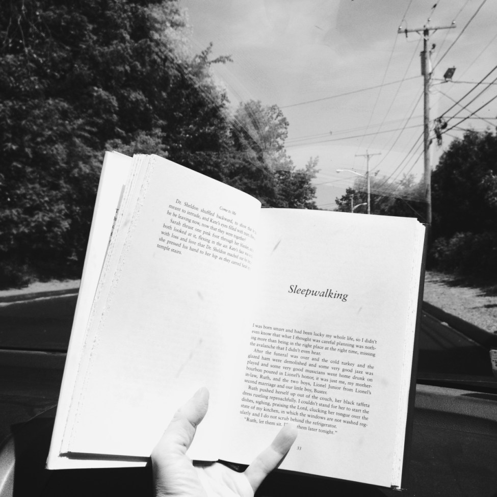 Story in a Frame: A good read   Nikki Gardner