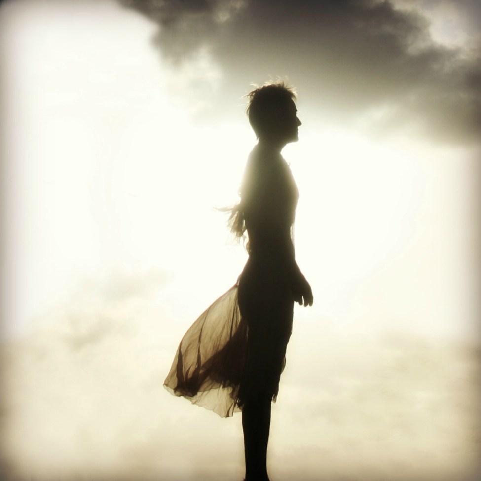 vintage dress V