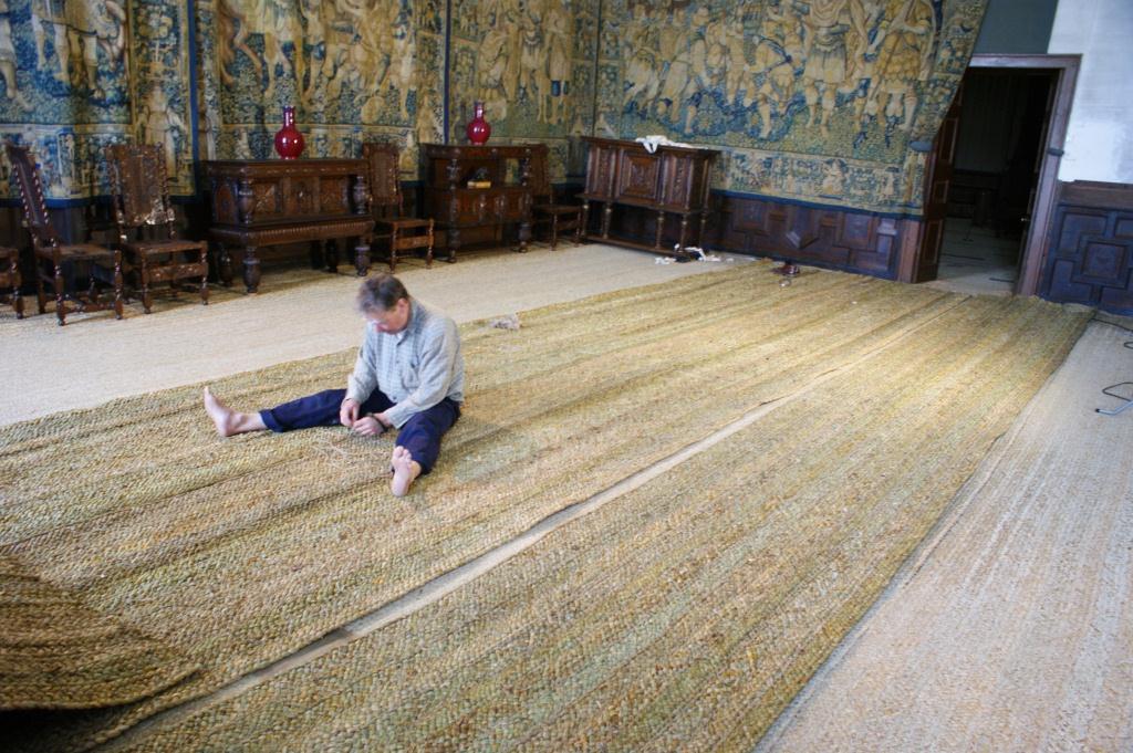 Braided Floor Covering