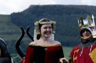Queen Isabella and King Edward II