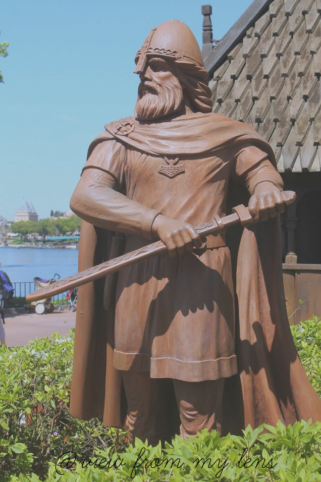 Norse Statue  #246