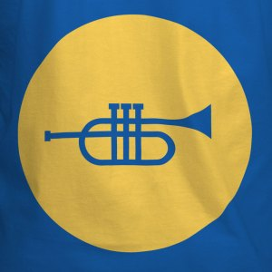 Blues Minimal Logo Shirt