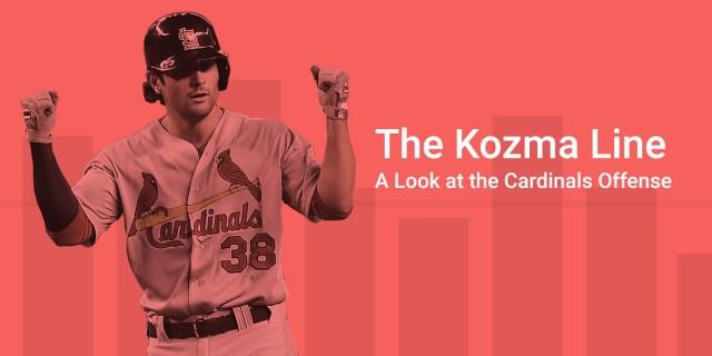 The Kozma Line: Cardinals offense
