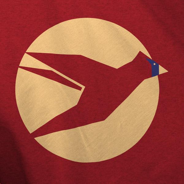 St Louis Cardinals Minimal Shirt