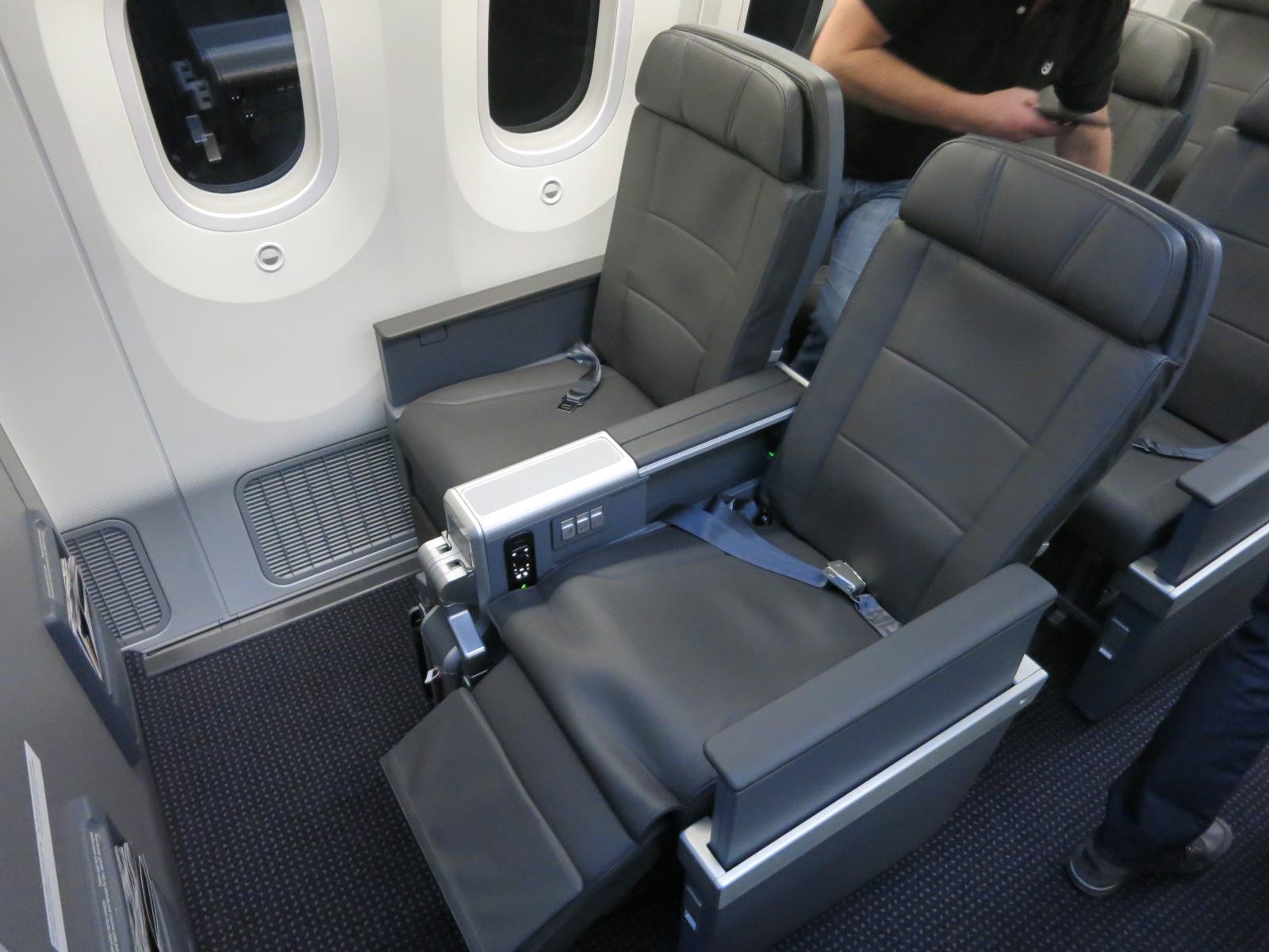 British Airways Premium Economy Seats Review