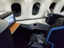 American Airlines 777 First Class Lie Flat Seats