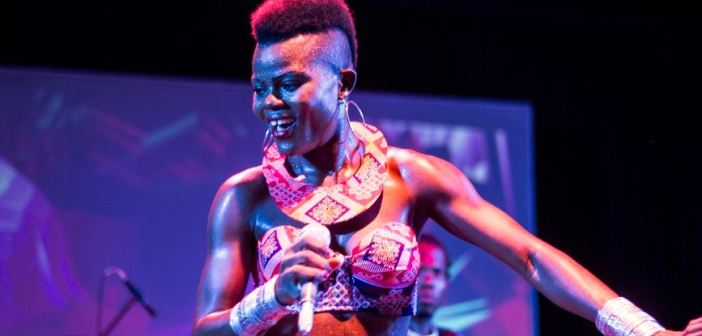 Wiyaala – the Lioness Concert 8th December 2018 @ ALLIANCE FRANCAISE