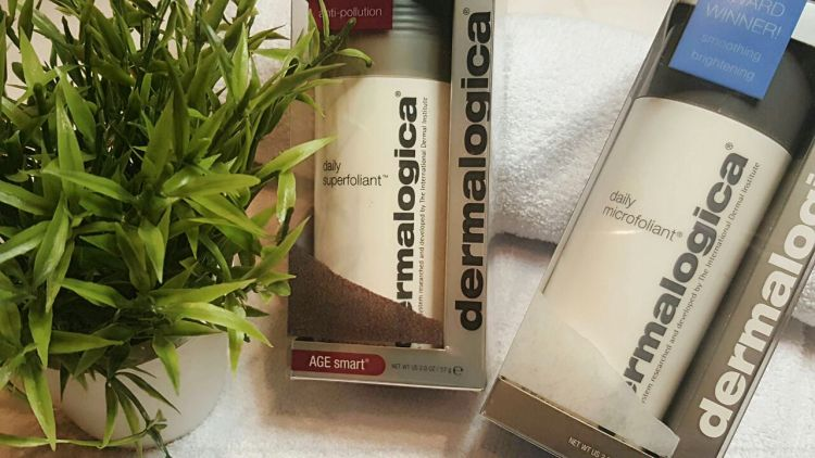 Dermalogica Daily Superfoliant and Daily Microfoliant