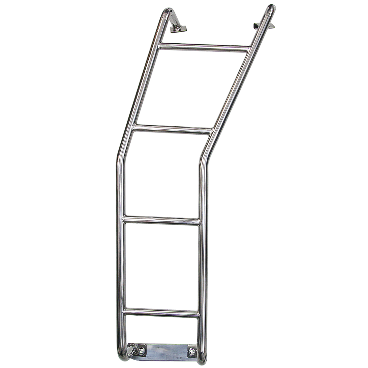 NEW!! Rear Stainless Steel Roof Ladder For Daihatsu Terios