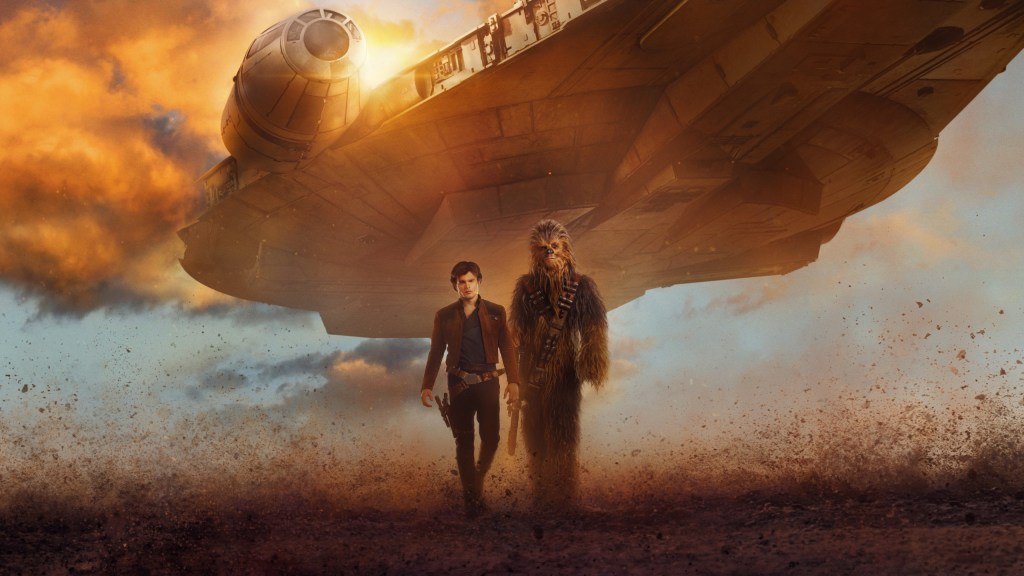 Solo: A Star Wars Story (2017)