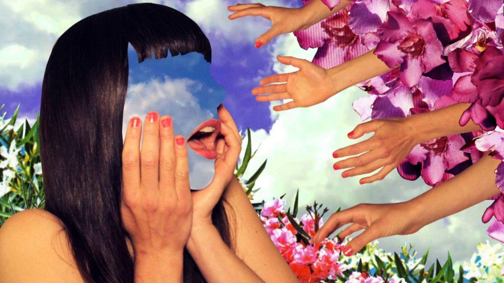 Lucy Dyson   The Orbweavers 'Poison Garden'
