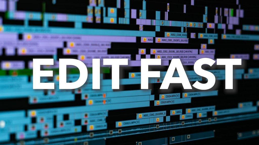 Edit Fast (via BuffNerds)