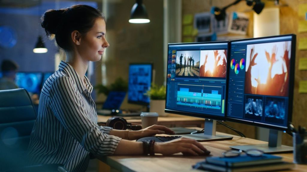 Video Editing (via TechRadar)