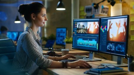 Video Editing (via TechRadar)