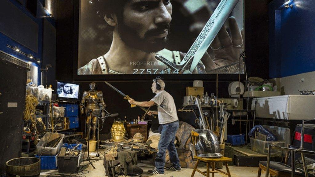 Foley Sound (image via musicgateway.com)