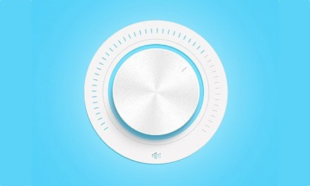 '33 Beautiful Examples Of Volume Dial And Knob Designs' | Hongkiat