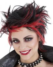 punk rock girl hairstyles fade