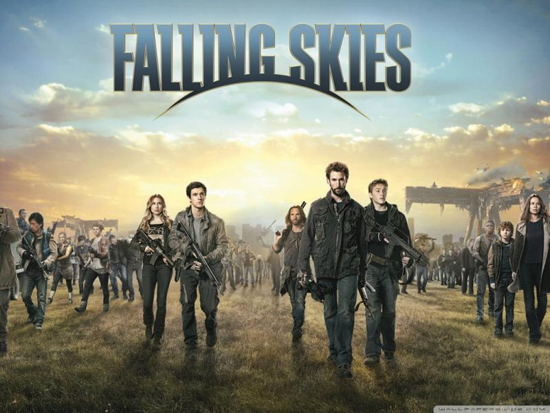 Wallpaper Falling Skies Wasteland Stories Top 10 Post Apocalyptic Tv Series Part