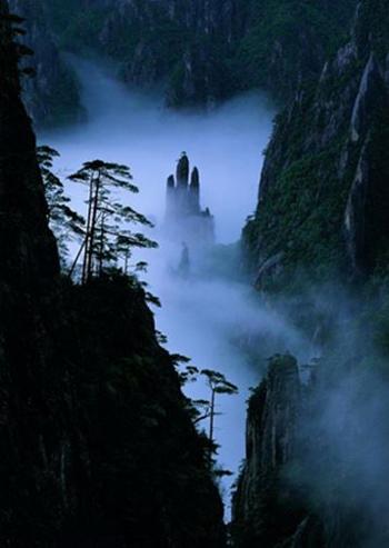 Mt Zhongnan