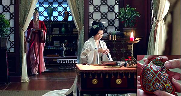 Prince Jing's mother's chamber