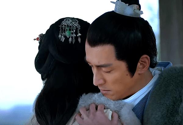 Mei Changsu admitting he is Lin Shu