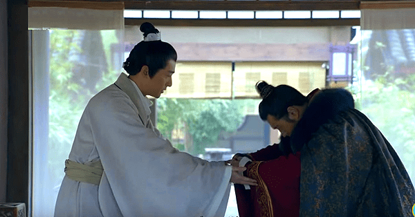 Prince Yu expressed his gratitude to Mei Changsu