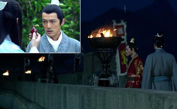 Mei Changsu trying to convince his friends