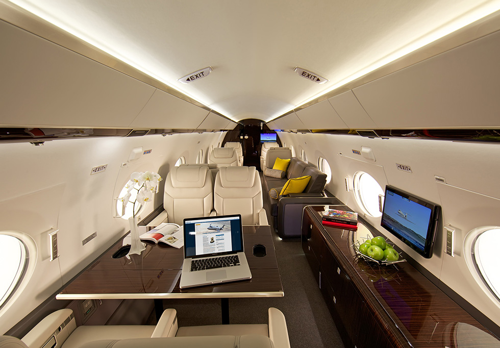 007 Jet Gulfstream G650 View Of Luxury