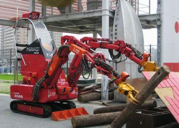Construction coy deploys robots to Japan building sites