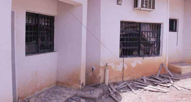 Bomb explodes residence of Nwodo, President of Ohanaeze Ndigbo