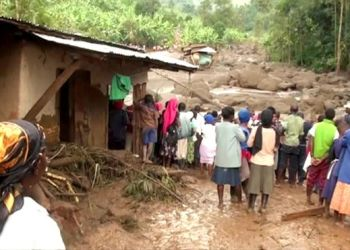 Torrent of mud and water sweep away Ugandan villages