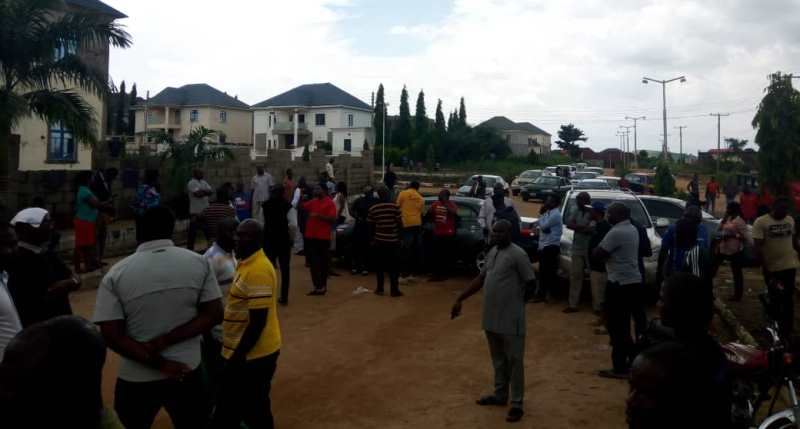 Thugs invade CAJAAH estate Orozo near FCT, attack residents