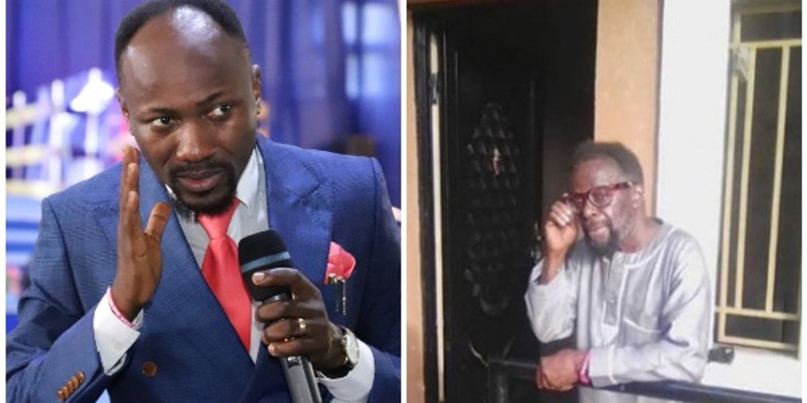 Alleged homelessness: Nollywood actor gets two-bedroom house from Apostle Suleman
