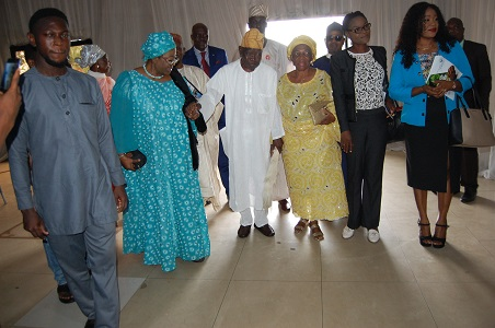 PHOTOS: Faces at Lateef Jakande Annual Lecture on Housing