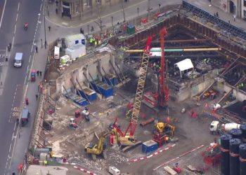 UK construction sector slows in 7th-month running