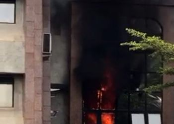 Minister directs NIPOST to produce report on fire incident