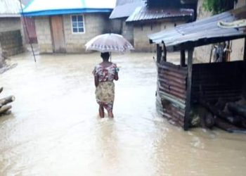 Flood sacks thousands from Ebonyi community