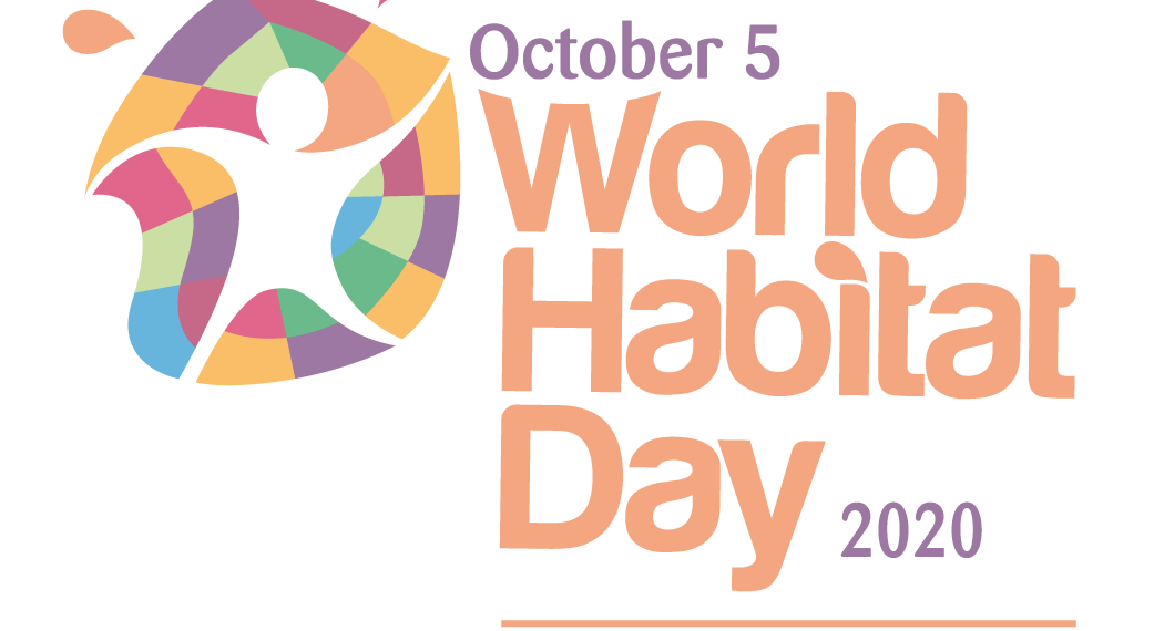 World habitat day 2020: urban housing future and world execution.