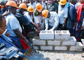 Groundbreaking of the 2nd phase of National Affordable Housing Delivery Programme