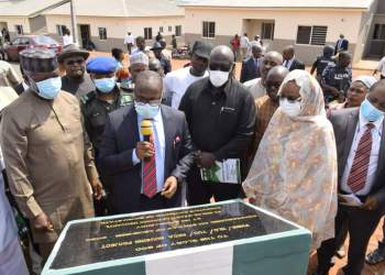 FMBN commissions 100 housing unit estate for Enugu NHF subscribers