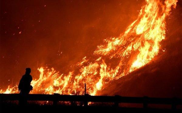 Fire guts Bayelsa furniture market