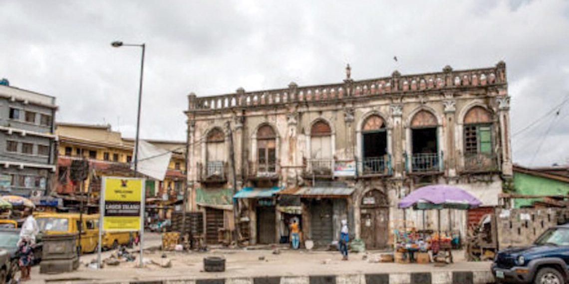 Demolished 106 years old Olaiya house to be restructured