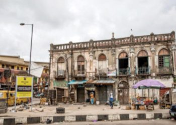 Demolished 106 years old Olaiya house to be restructured