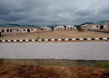 FMBN/Labor Unions' Workers Estate in Kogi State