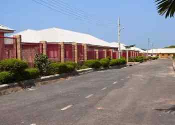 FMBN Funded Estate: Federal Housing Estate, Phase two, Ibapon, Ogbomoso, Oyo State