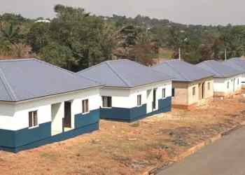FMBN commissions 14 pilot sites – a continuation of its National Affordable Housing Delivery Project