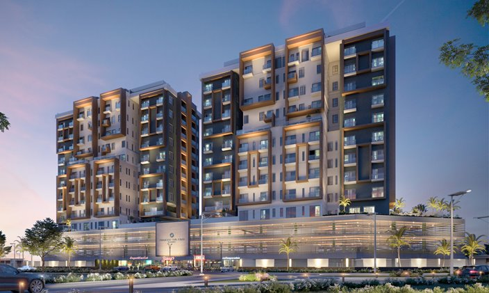 Luxury living in focus as Palton Morgan sets out to build Paramount Twin Towers
