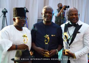Reverend Chime bags African Housing Leadership Award